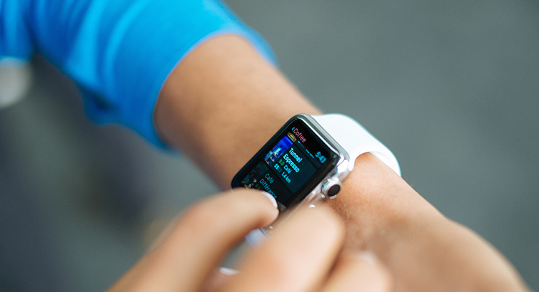 Don't just count steps. Track your fitness progress everywhere you go.